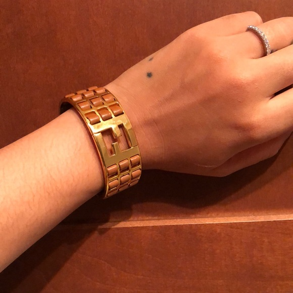 e2fa629c9e2 Fendi Jewelry - Fendi Cuff Bracelet